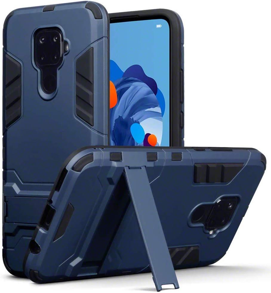 Terrapin Ανθεκτική Dual Layer Θήκη Huawei Mate 30 Lite - Blue (131-083-115)