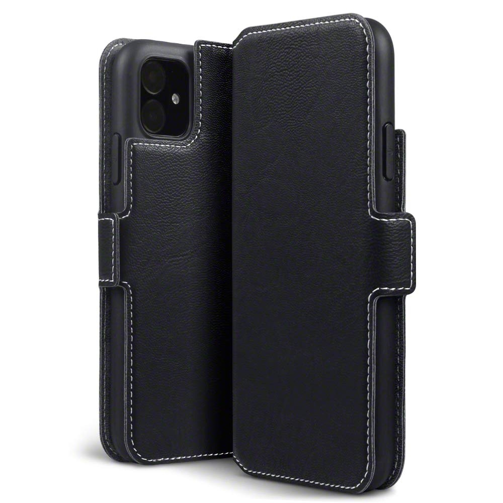 Terrapin Low Profile Θήκη - Πορτοφόλι iPhone 11 - Black (117-130-006)