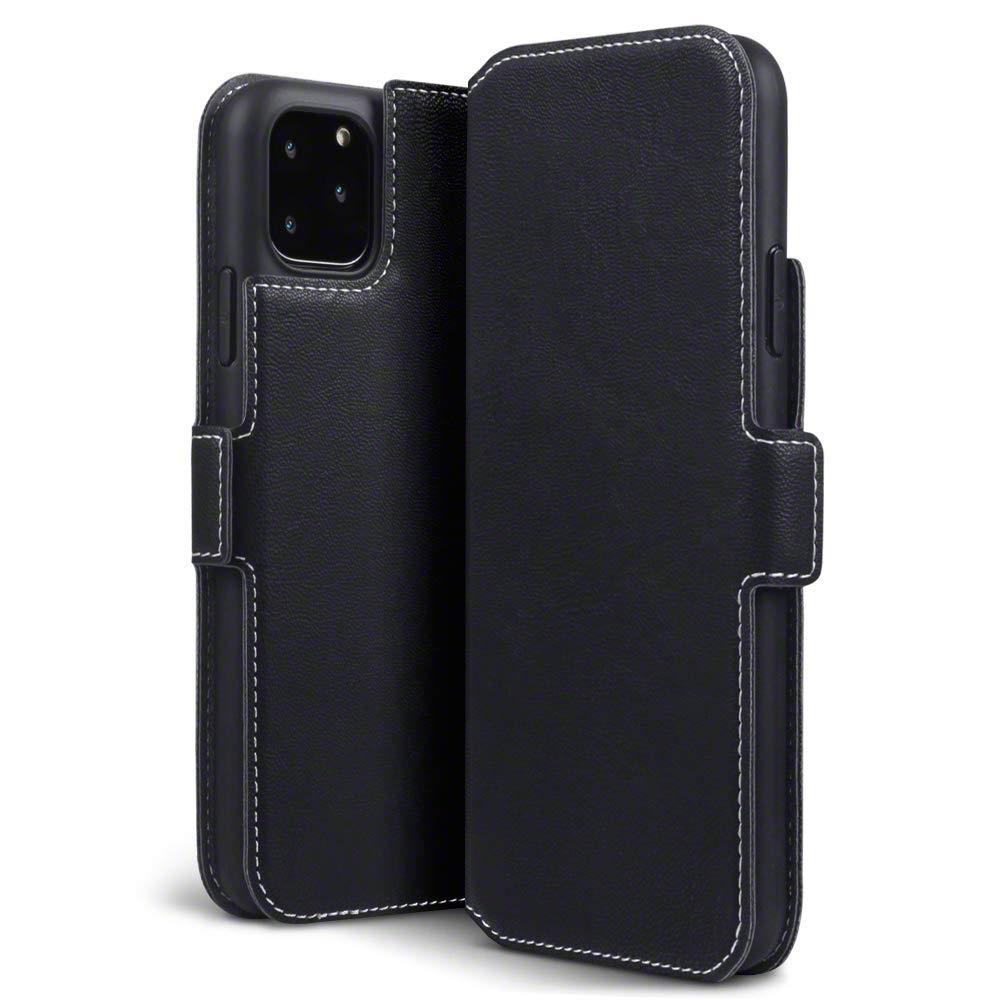 Terrapin Low Profile Θήκη - Πορτοφόλι iPhone 11 Pro Max - Black (117-131-006)