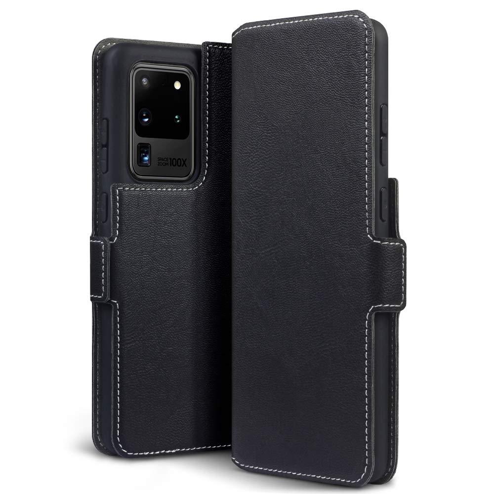 Terrapin Low Profile Θήκη - Πορτοφόλι Samsung Galaxy S20 Ultra - Black (117-002a-251)