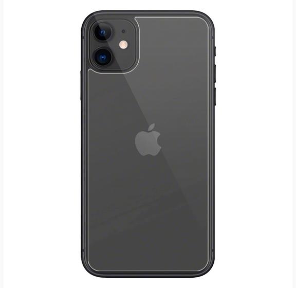 Terrapin Tempered Glass - Αντιχαρακτικό Γυάλινο Back Screen Protector iPhone 11 (006-130-002)