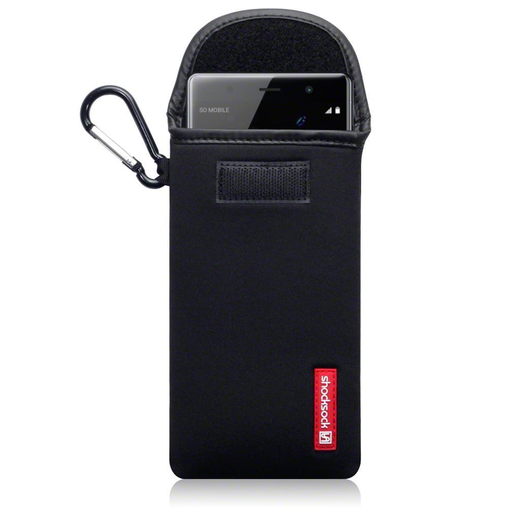 Shocksock Θήκη - Πουγκί Sony Xperia XZ2 Premium - Black (121-005-038)