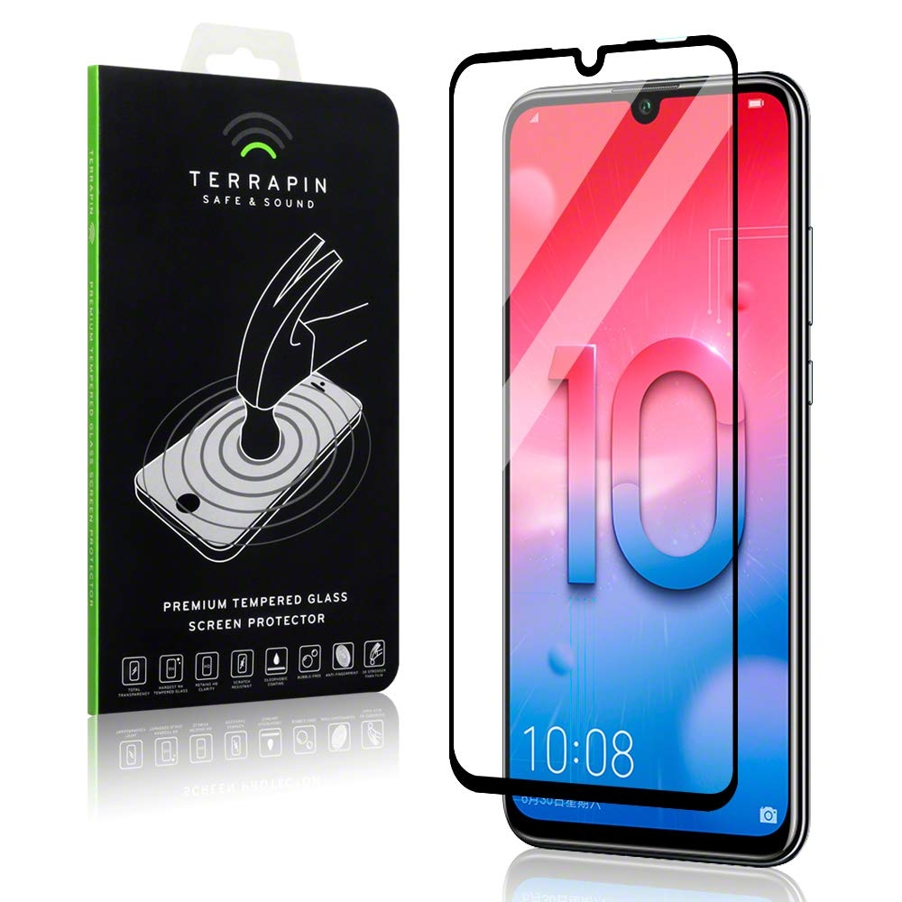 Terrapin Tempered Glass - Fullface Αντιχαρακτικό Γυάλινο Screen Protector Huawei P Smart 2019 (006-083-084)