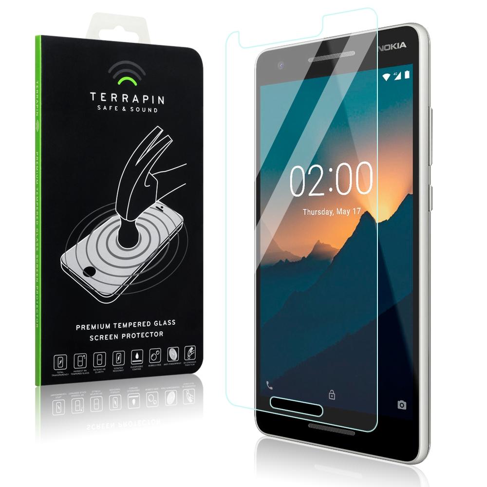 Terrapin Tempered Glass - Αντιχαρακτικό Γυαλί Οθόνης Nokia 2.1 (006-001-167)