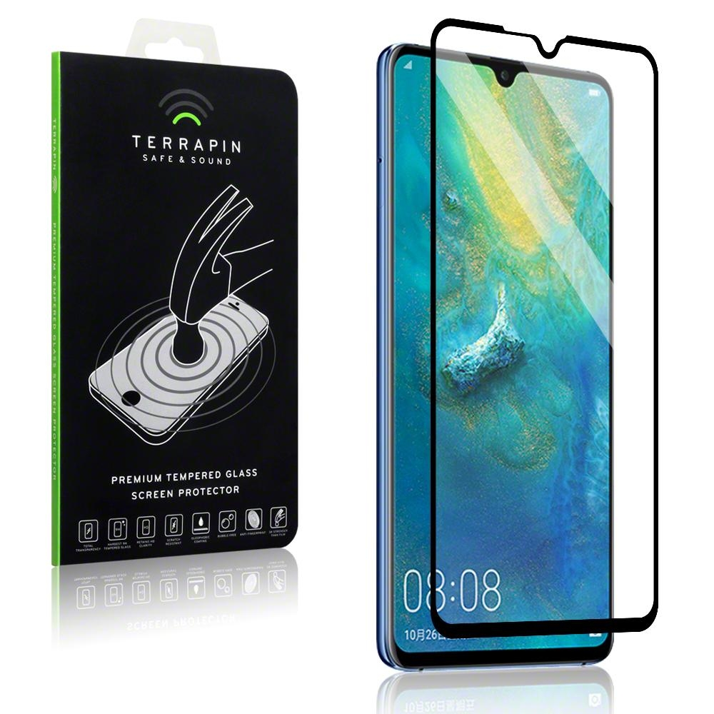 Terrapin Tempered Glass - Fullface Αντιχαρακτικό Γυάλινο Screen Protector Huawei Mate 20 X (006-083-083)