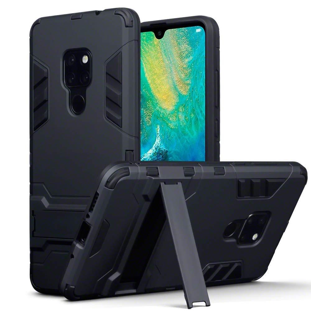 Terrapin Ανθεκτική Dual Layer Θήκη Huawei Mate 20 - Black (131-083-093)