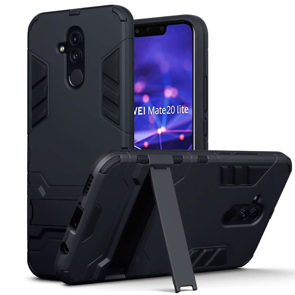 Terrapin Ανθεκτική Dual Layer Θήκη Huawei Mate 20 Lite - Black (131-083-081)