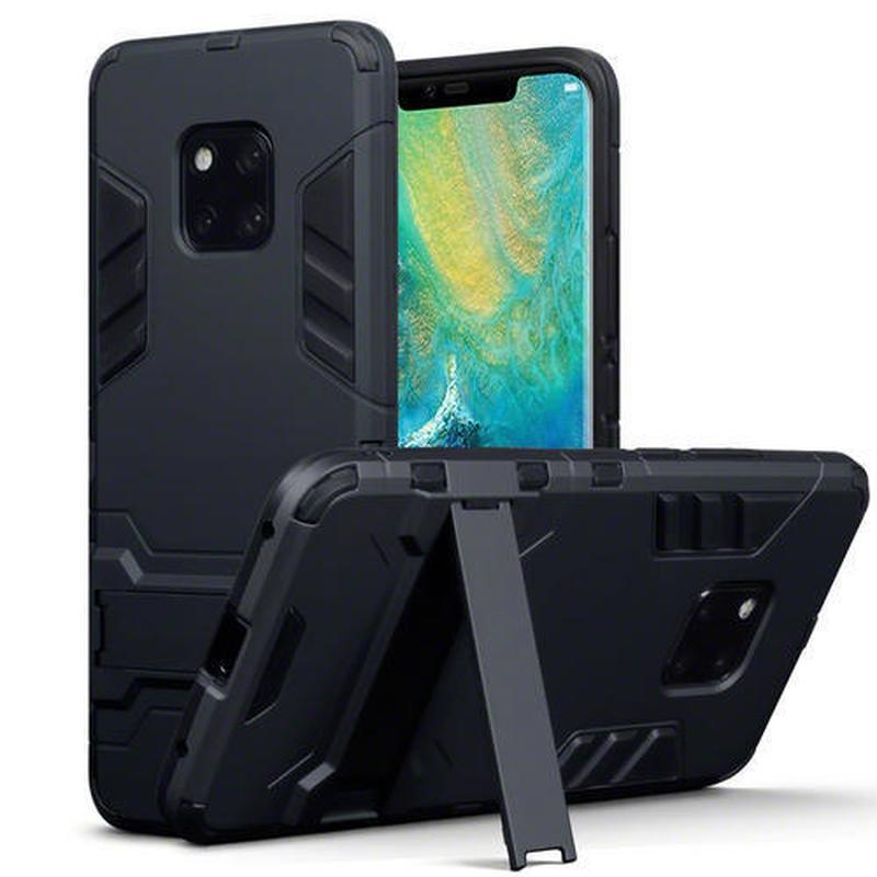Terrapin Ανθεκτική Dual Layer Θήκη Huawei Mate 20 Pro - Black (131-083-087)