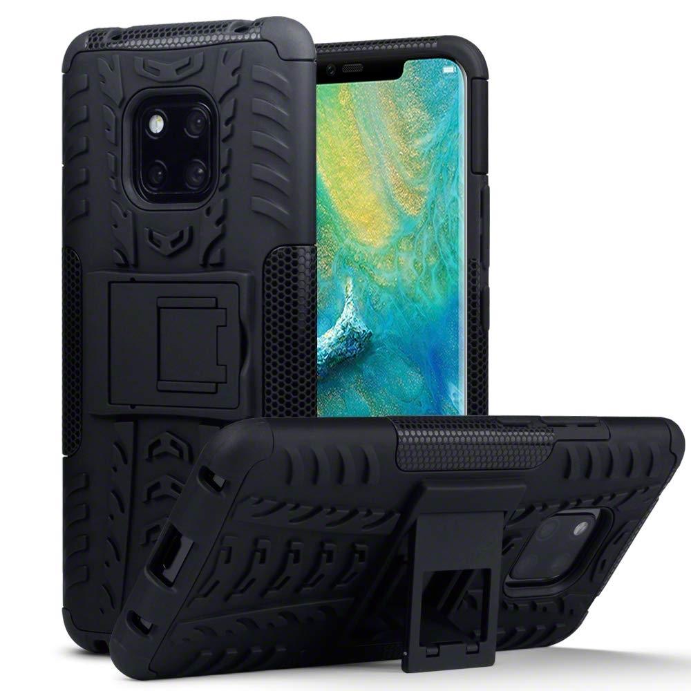 Terrapin Ανθεκτική Θήκη Huawei Mate 20 Pro - Black (131-083-086)