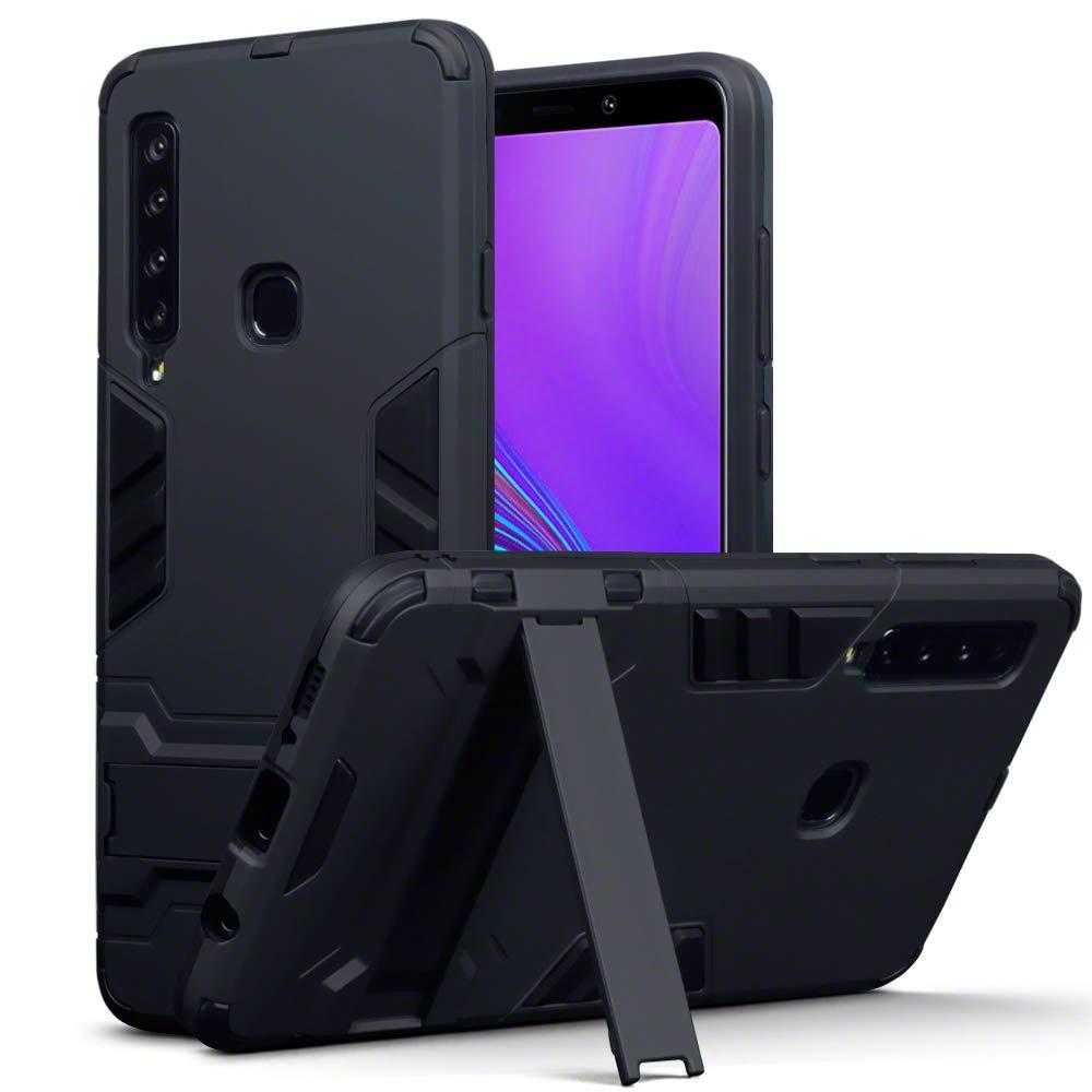Terrapin Ανθεκτική Dual Layer Θήκη Samsung Galaxy A9 2018 - Black (131-002-113)
