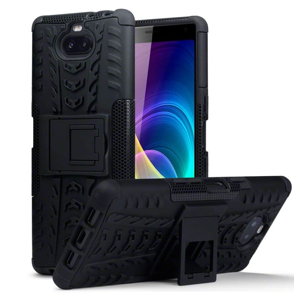 Terrapin Ανθεκτική Θήκη Sony Xperia 10 - Black (131-005-075)