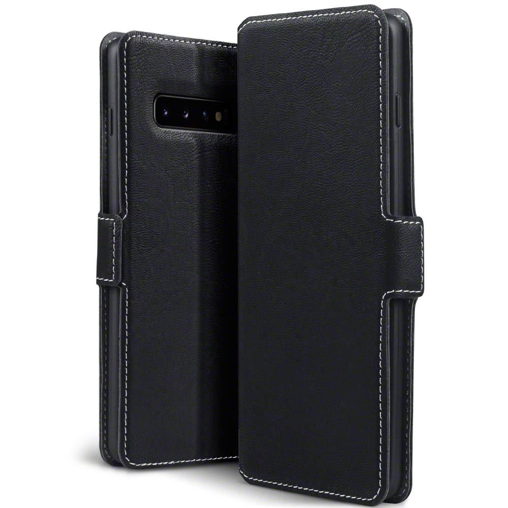 Terrapin Low Profile Θήκη - Πορτοφόλι Samsung Galaxy S10 Plus - Black (117-002a-115)