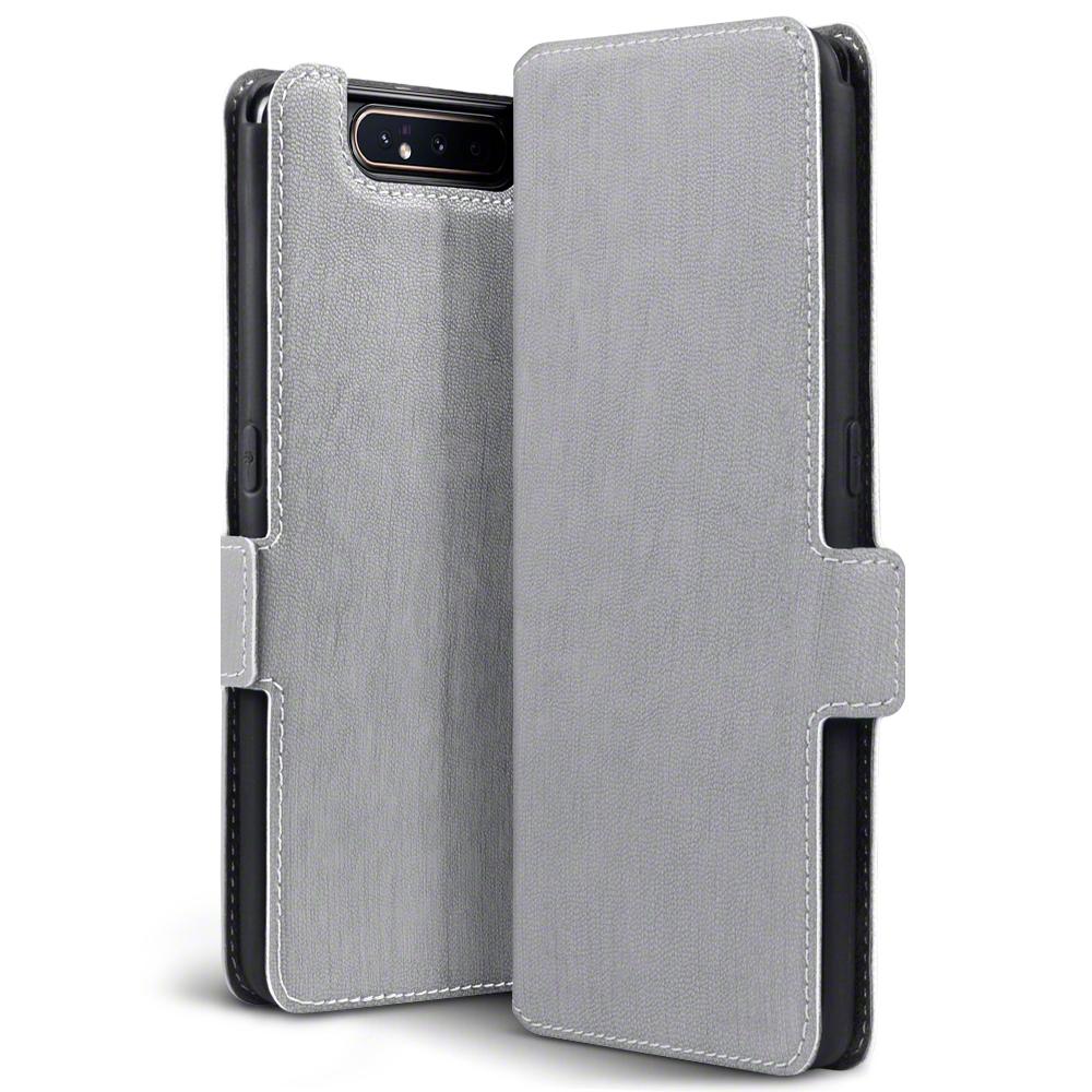 Terrapin Low Profile Θήκη - Πορτοφόλι Samsung Galaxy A80 - Grey (117-002a-163)