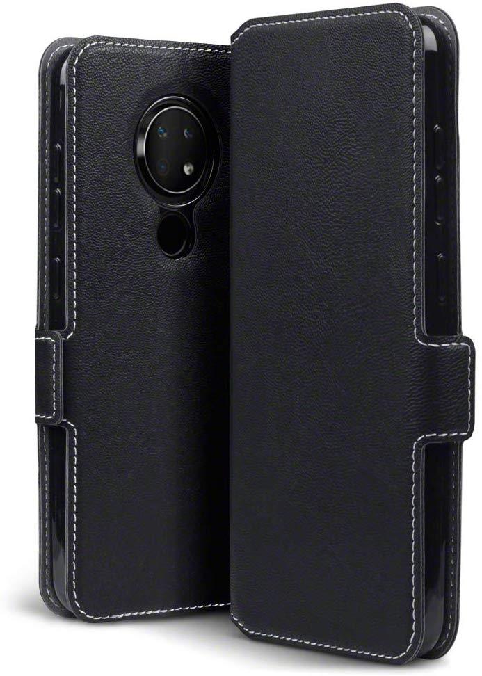 Terrapin Low Profile Θήκη - Πορτοφόλι Nokia 6.2/7.2 - Black (117-001-324)