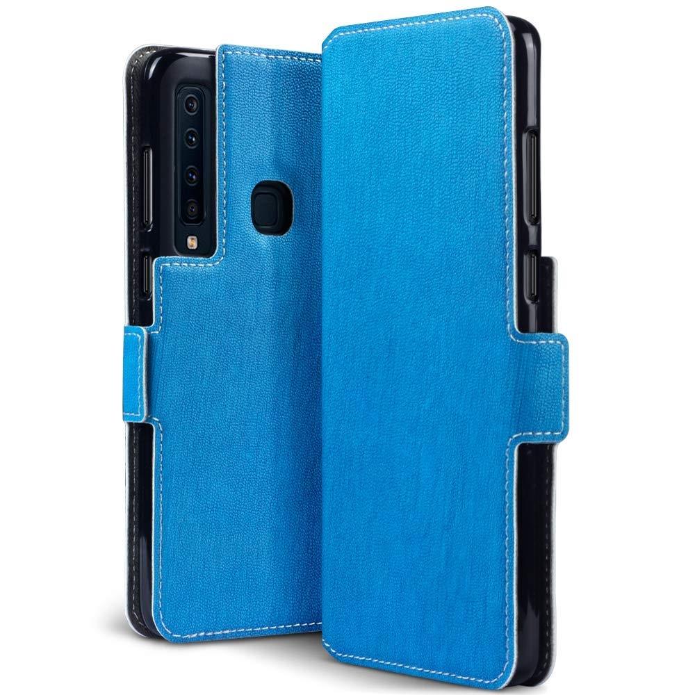 Terrapin Low Profile Θήκη - Πορτοφόλι Samsung Galaxy A9 2018 - Light Blue (117-002a-084)