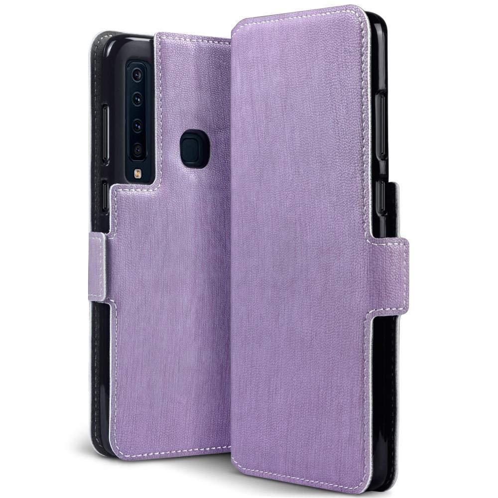 Terrapin Low Profile Θήκη - Πορτοφόλι Samsung Galaxy A9 2018 - Purple (117-002a-083)