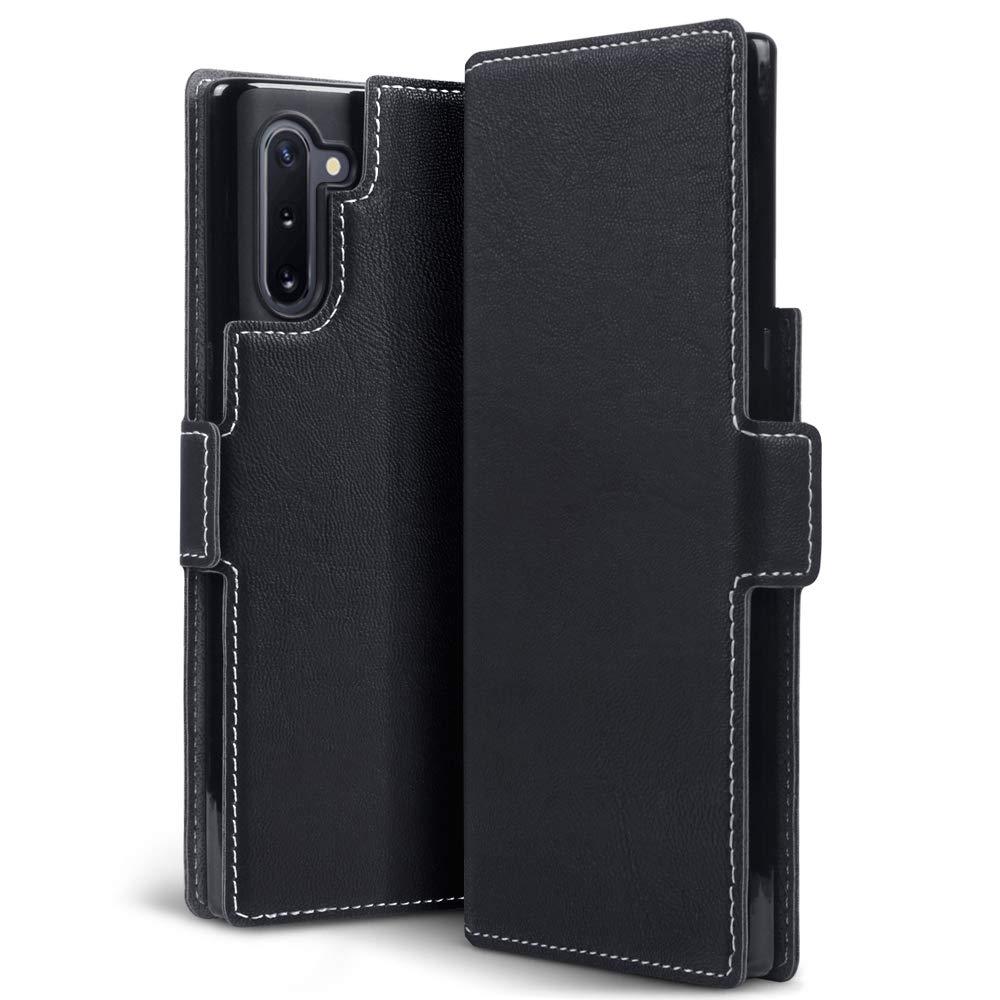 Terrapin Low Profile Θήκη - Πορτοφόλι Samsung Galaxy Note 10 - Black (117-002a-180)