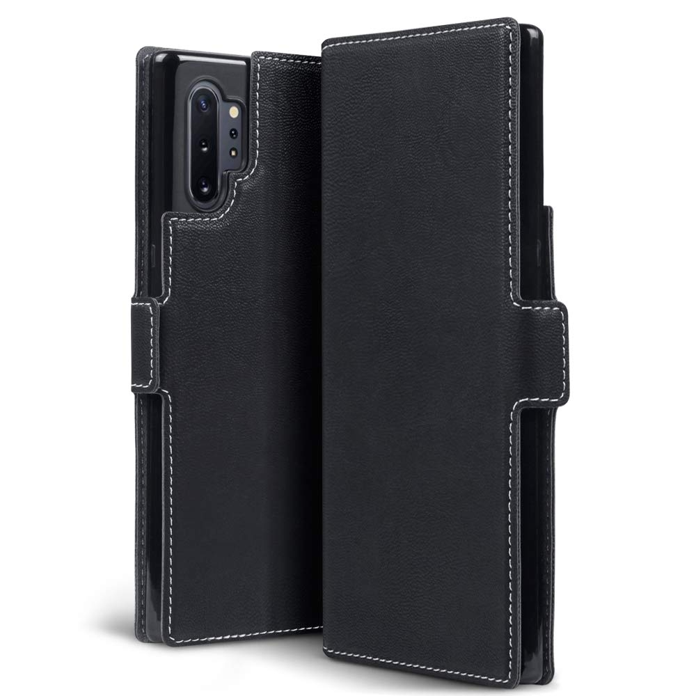 Terrapin Low Profile Θήκη - Πορτοφόλι Samsung Galaxy Note 10 Plus - Black (117-002a-184)