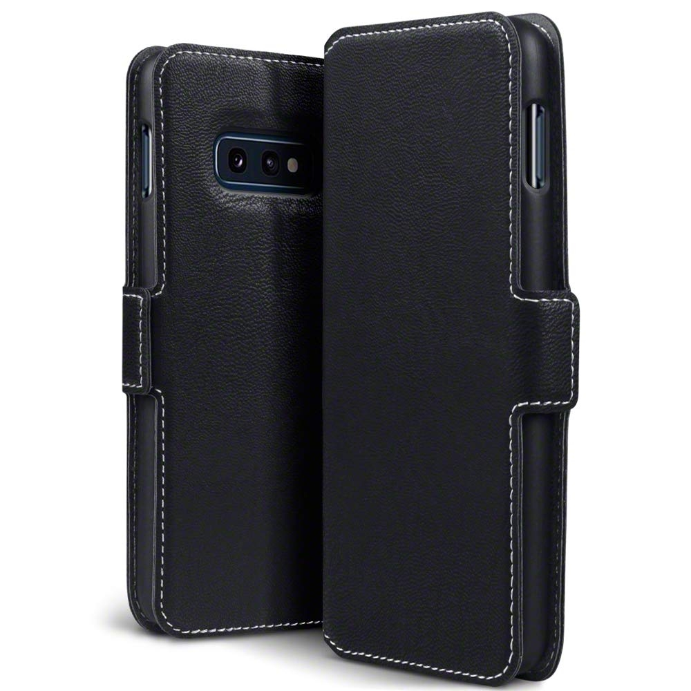 Terrapin Low Profile Θήκη - Πορτοφόλι Samsung Galaxy S10e - Black (117-002a-103)