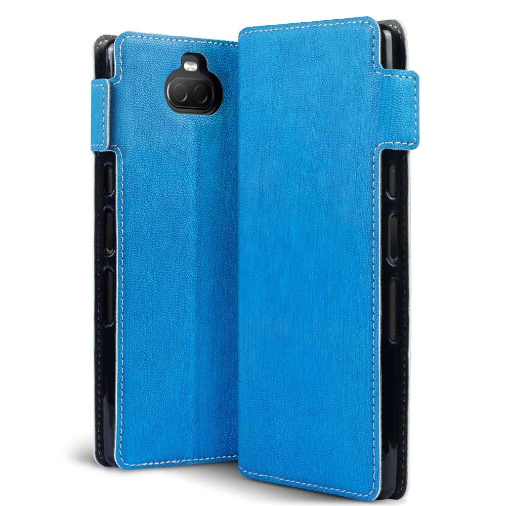 Terrapin Θήκη Πορτοφόλι Sony Xperia 10 - Light Blue (117-005-647)