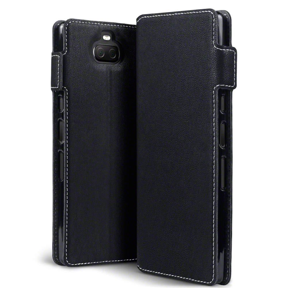 Terrapin Θήκη Πορτοφόλι Sony Xperia 10 Plus - Black (117-005-651)