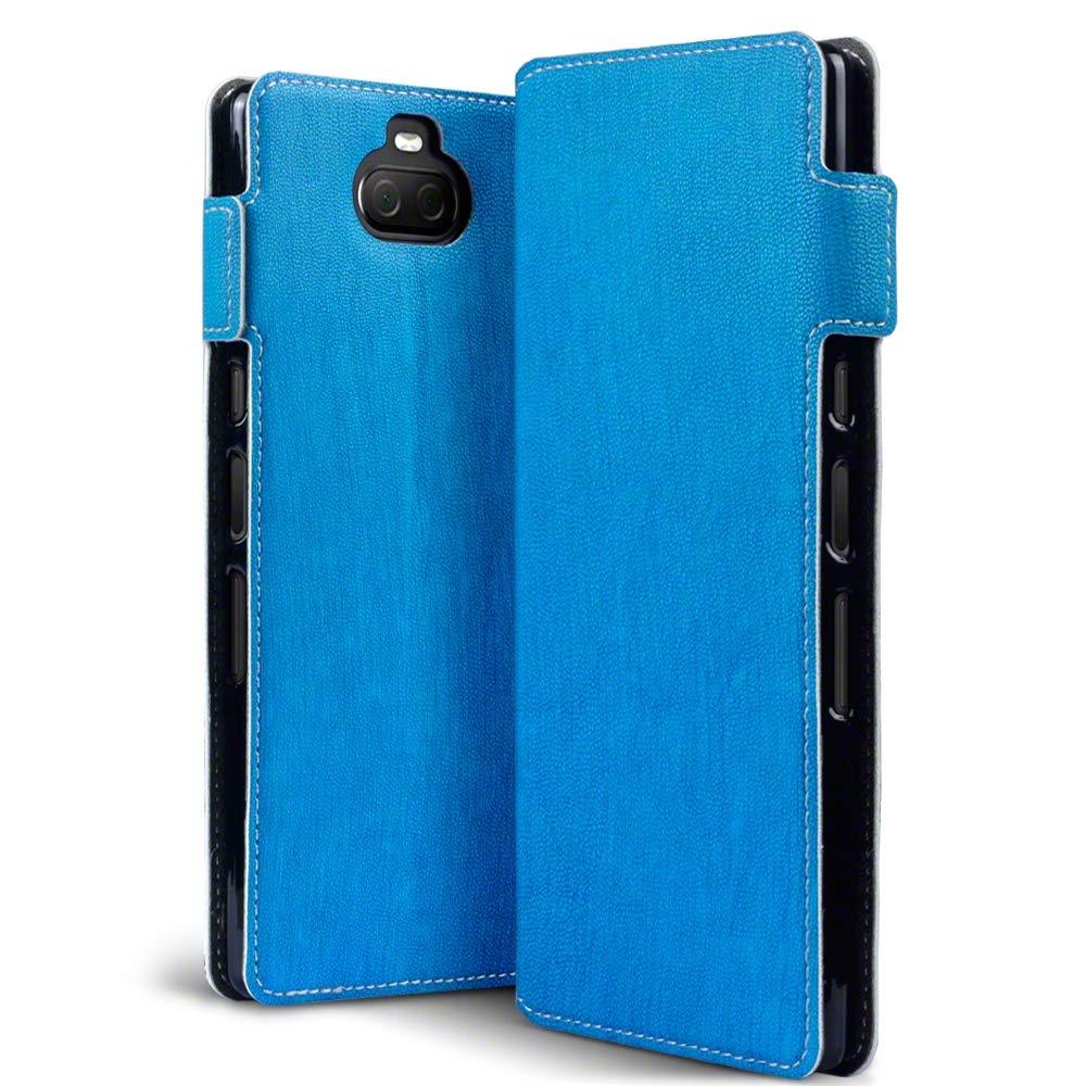 Terrapin Low Profile Θήκη - Πορτοφόλι Sony Xperia 10 Plus - Light Blue (117-005-653)