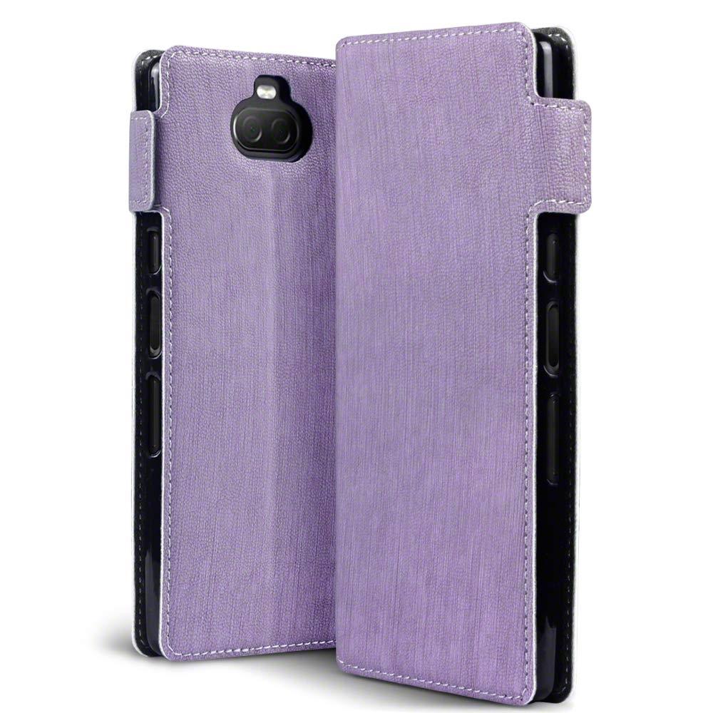 Terrapin Θήκη Πορτοφόλι Sony Xperia 10 - Purple (117-005-646)