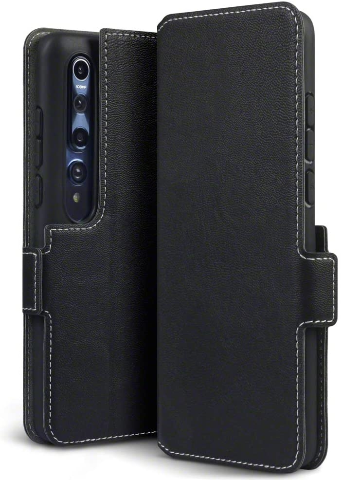 Terrapin Low Profile Θήκη - Πορτοφόλι Xiaomi Mi 10 / Mi 10 Pro - Black (117-121-002)