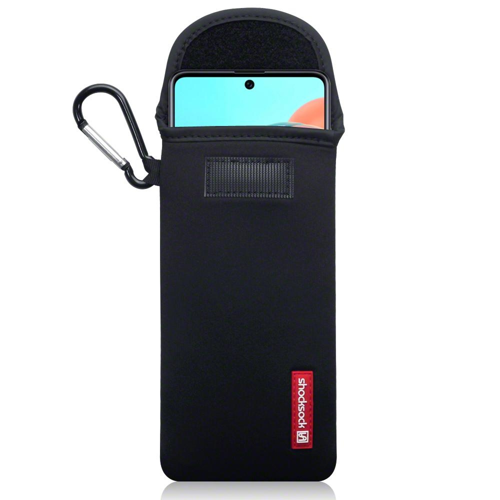 Shocksock Θήκη - Πουγκί Samsung Galaxy A71 - Black (121-002-065)