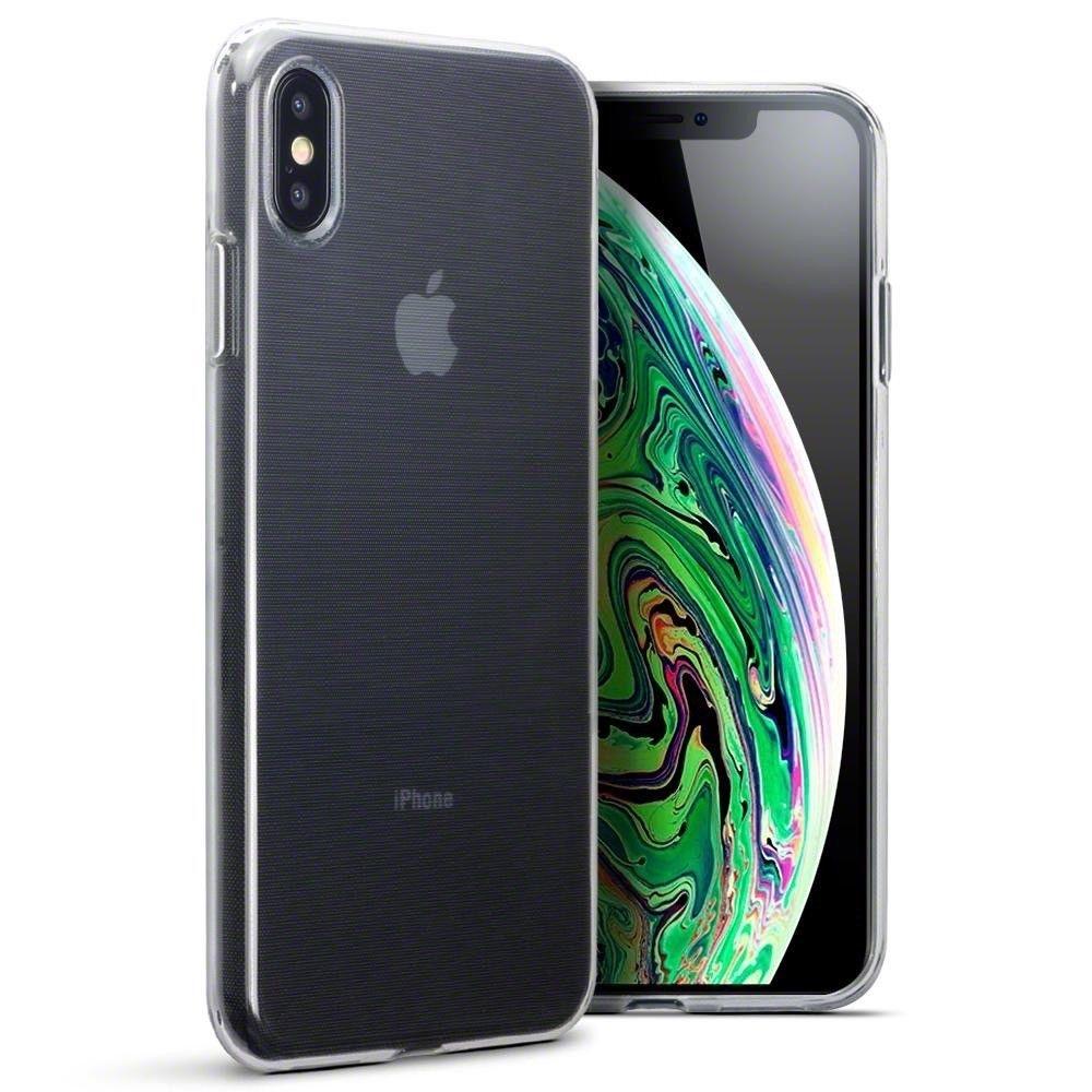 Terrapin Διάφανη Θήκη Σιλικόνης iPhone XS Max - Clear (118-126-002)