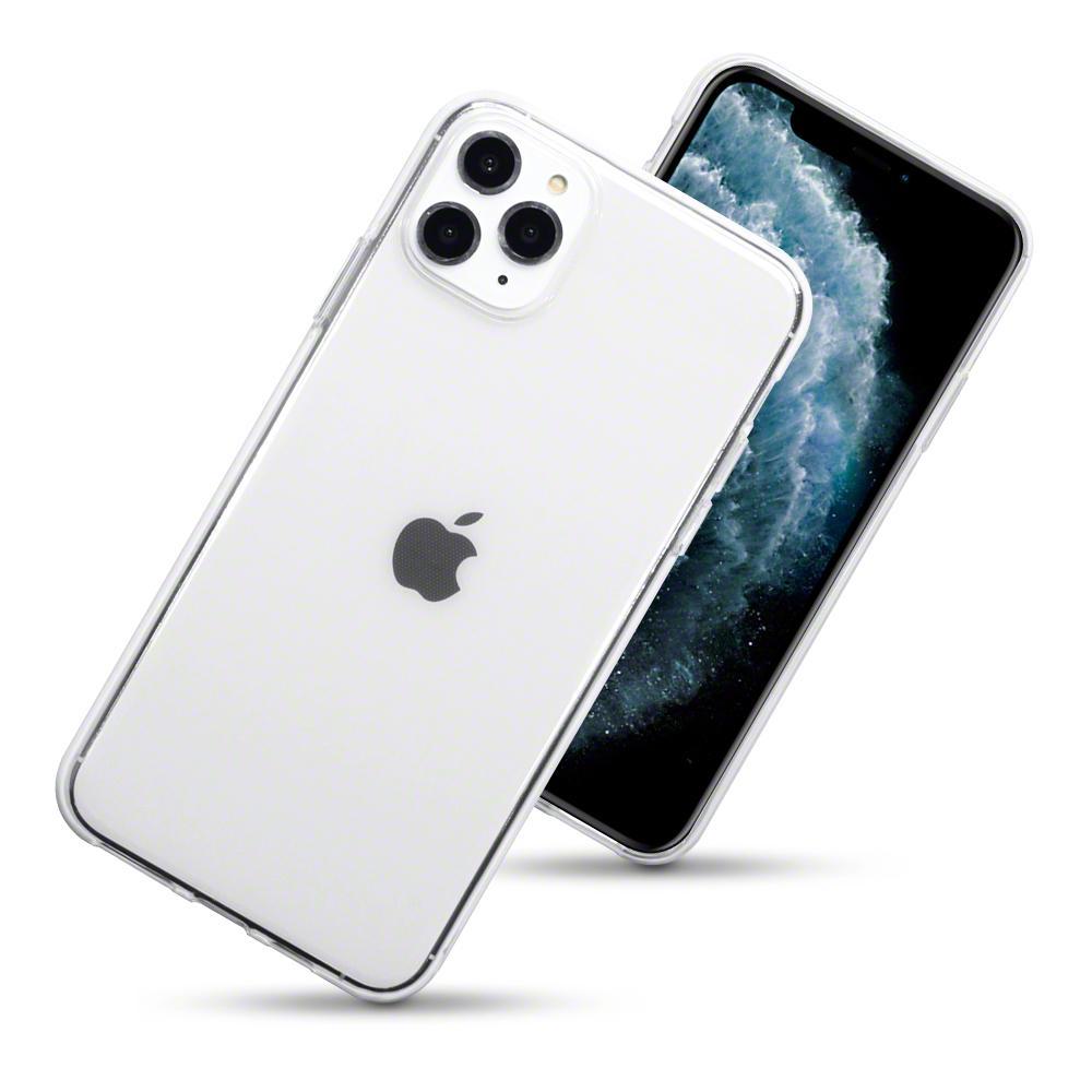 Terrapin Θήκη Σιλικόνης iPhone 11 Pro Max - Clear (118-131-001)