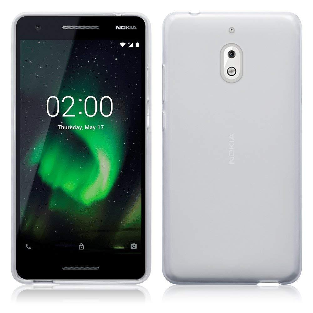 Terrapin Διάφανη Θήκη Σιλικόνης Nokia 2.1 - Clear (118-001-272)