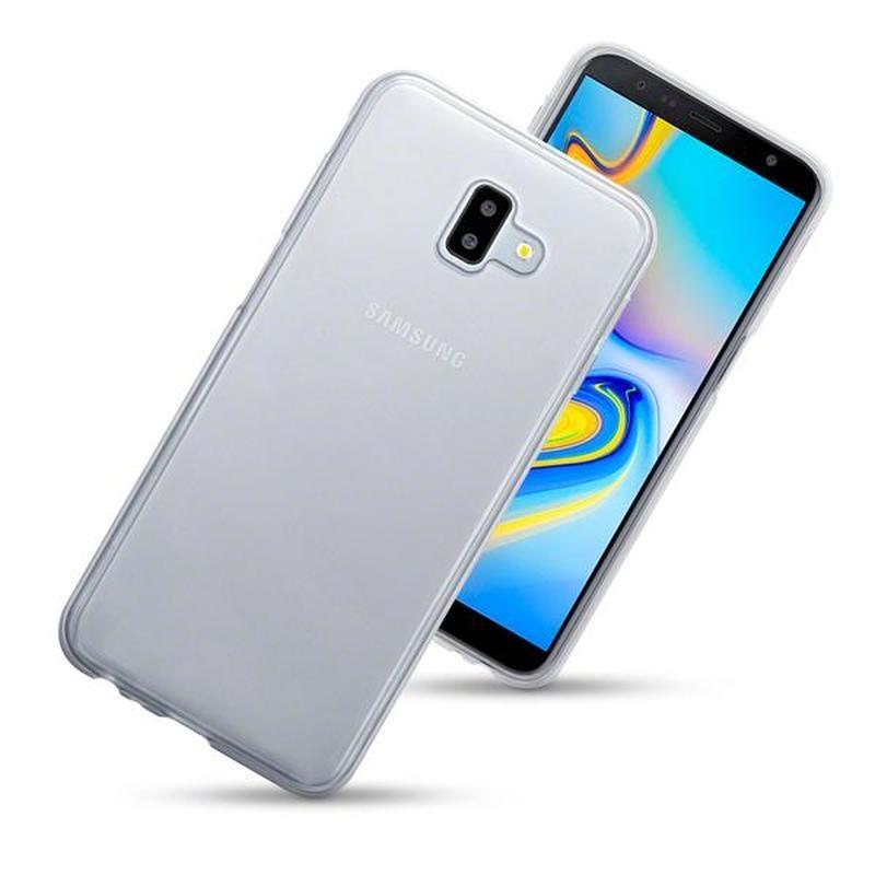 Terrapin Θήκη Σιλικόνης Samsung Galaxy J6 Plus 2018 - Clear (118-002-736)