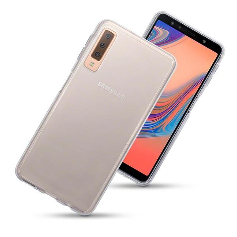 Terrapin Θήκη Σιλικόνης Samsung Galaxy A7 2018 - Clear (118-002-726)