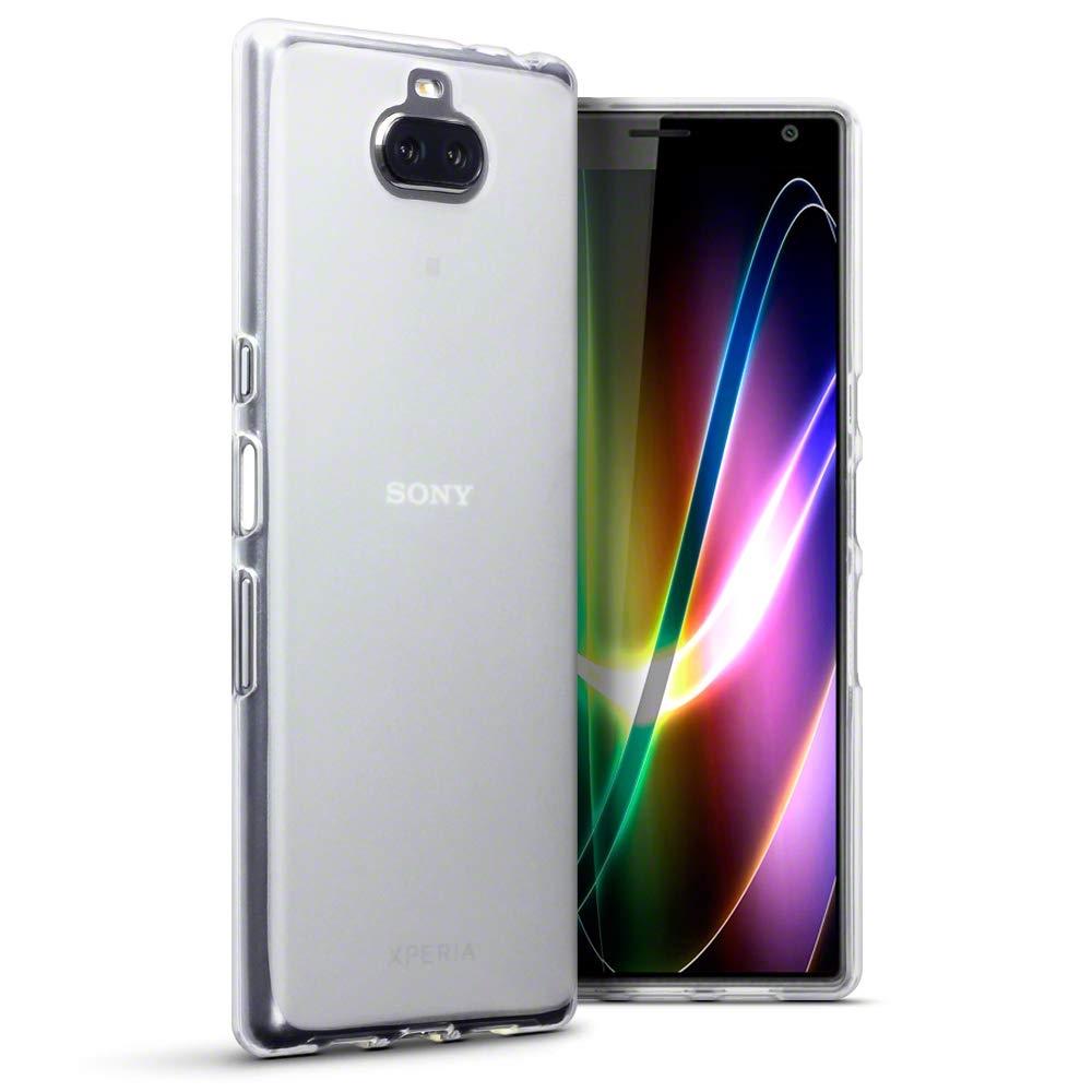 Terrapin Θήκη Σιλικόνης Sony Xperia 10 Plus - Clear (118-005-494)