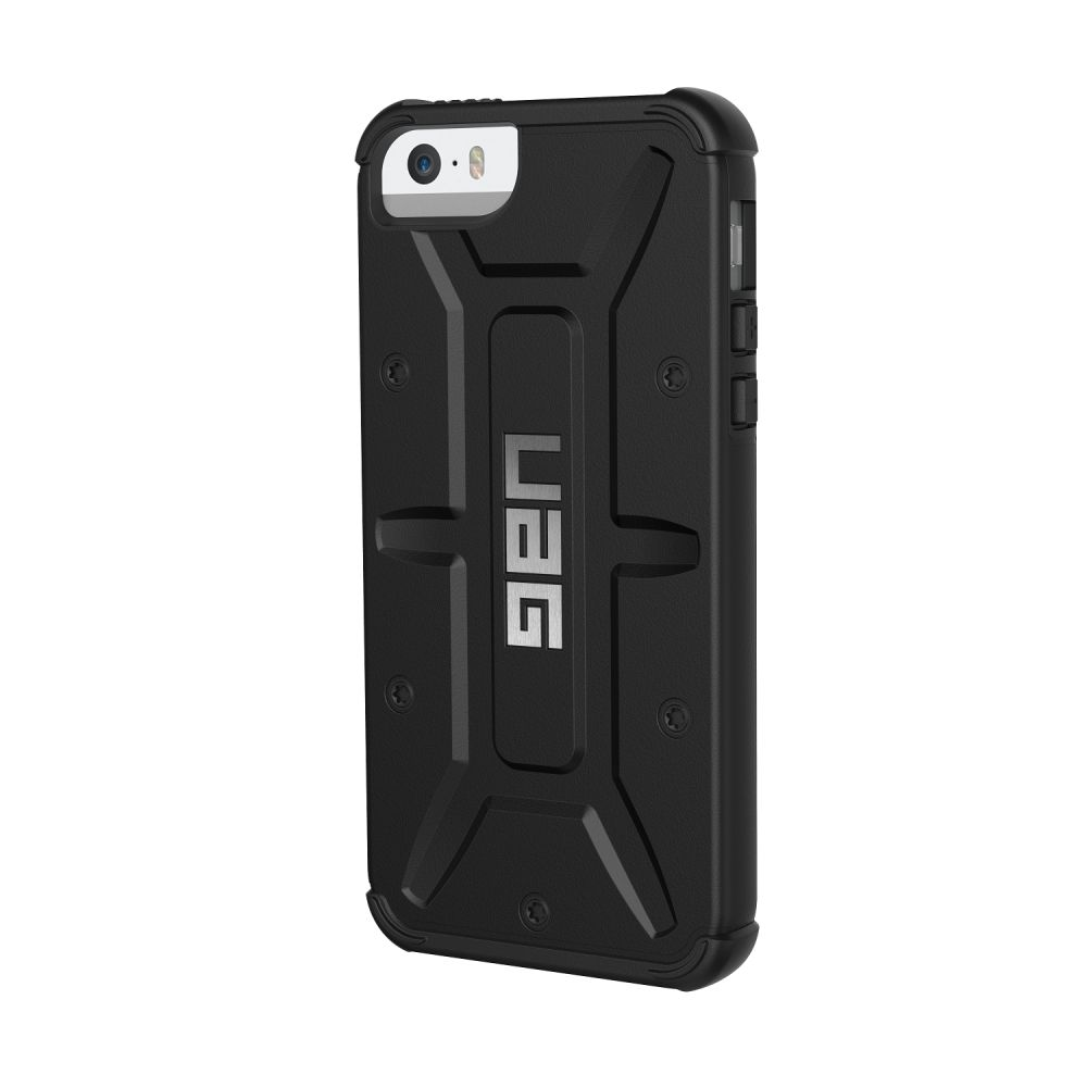 UAG Θήκη Feather-Light Composite iPhone SE/5S/5 - Black (IPHSE/5S-BLK) θήκες κινητών