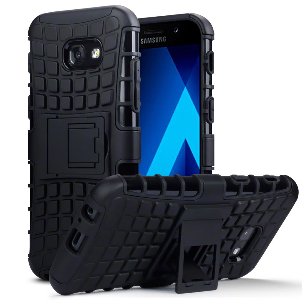 Terrapin Ανθεκτική Θήκη Samsung Galaxy A5 2017 - Black (131-002-040) default category