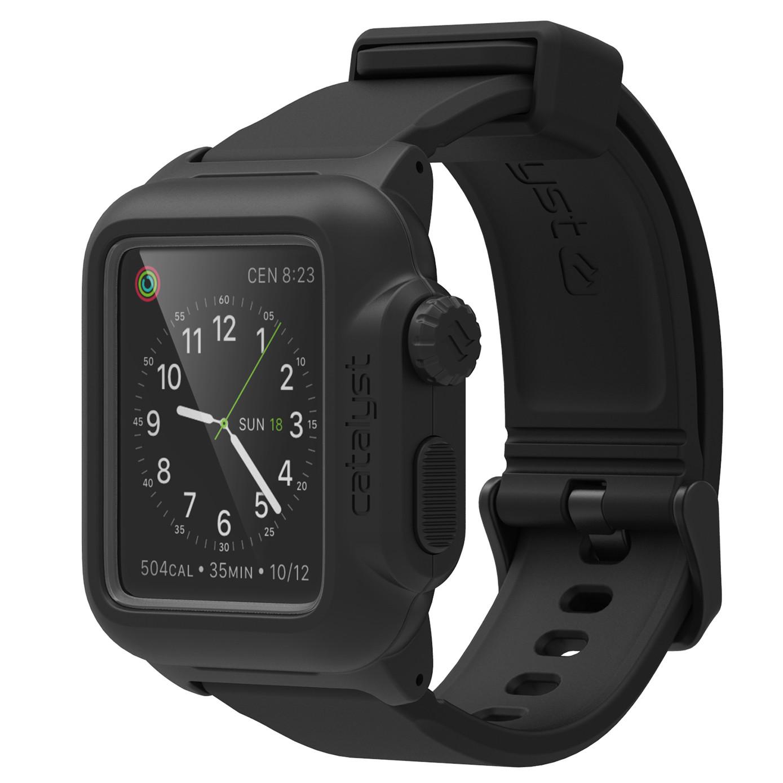 Catalyst Αδιάβροχη Θήκη Apple Watch 42mm - Stealth Black