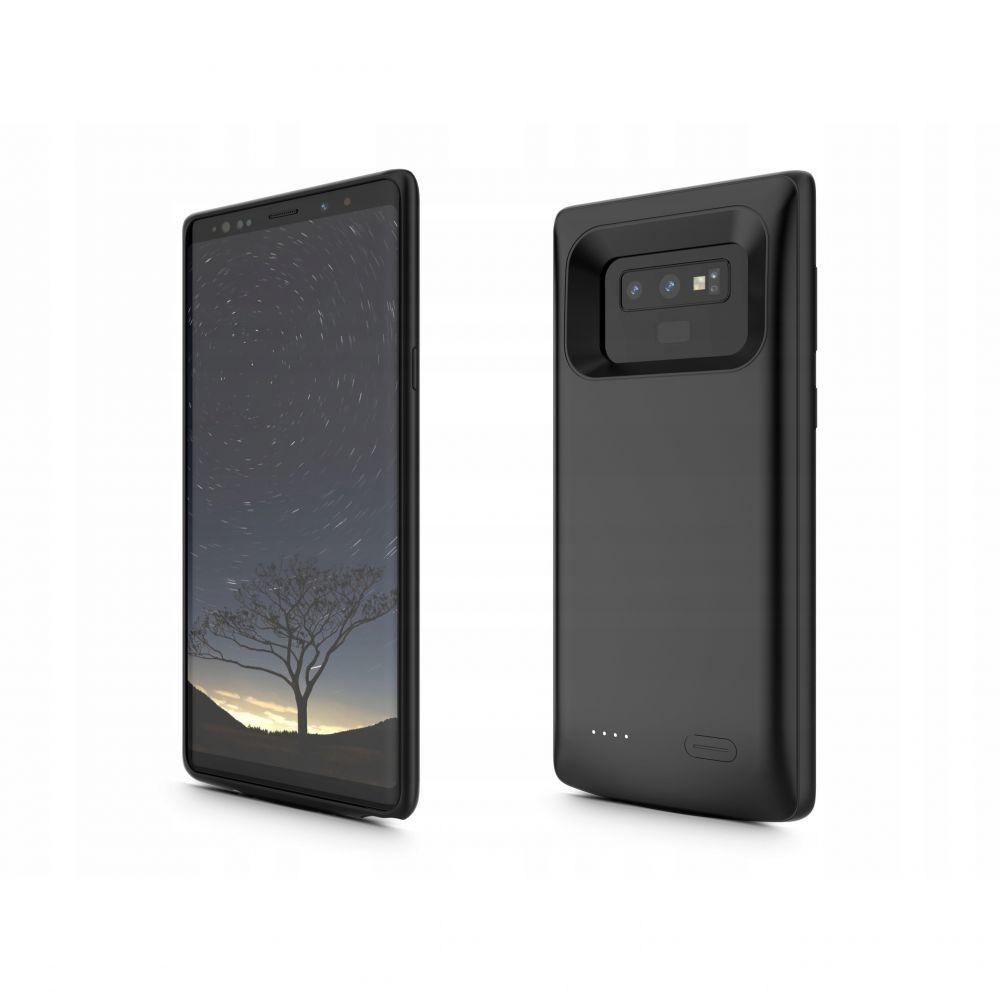Θήκη με Ενσωματωμένη Μπαταρία 5000mAh Samsung Galaxy Note 9 - Fast Charge - Black (14000) - OEM