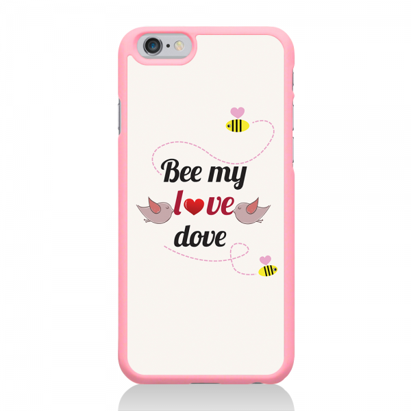 Call Candy Θήκη iPhone 6/ 6S - Be My Love (Pink) (122-113-166)