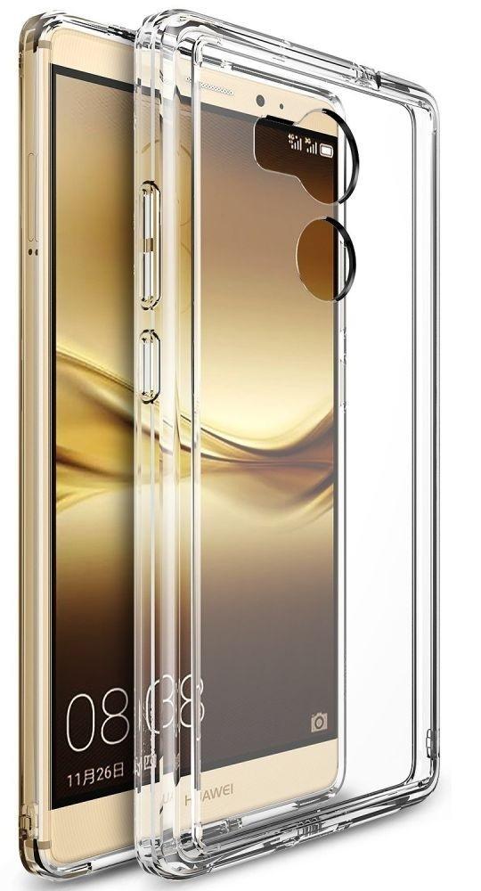 Ringke (Fusion) Διάφανη Θήκη Huawei Mate 8 PC με TPU Bumper + Screen Protector (RFHW001)