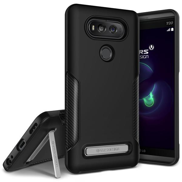 Verus Θήκη Carbon Fit Series LG V20 - Black