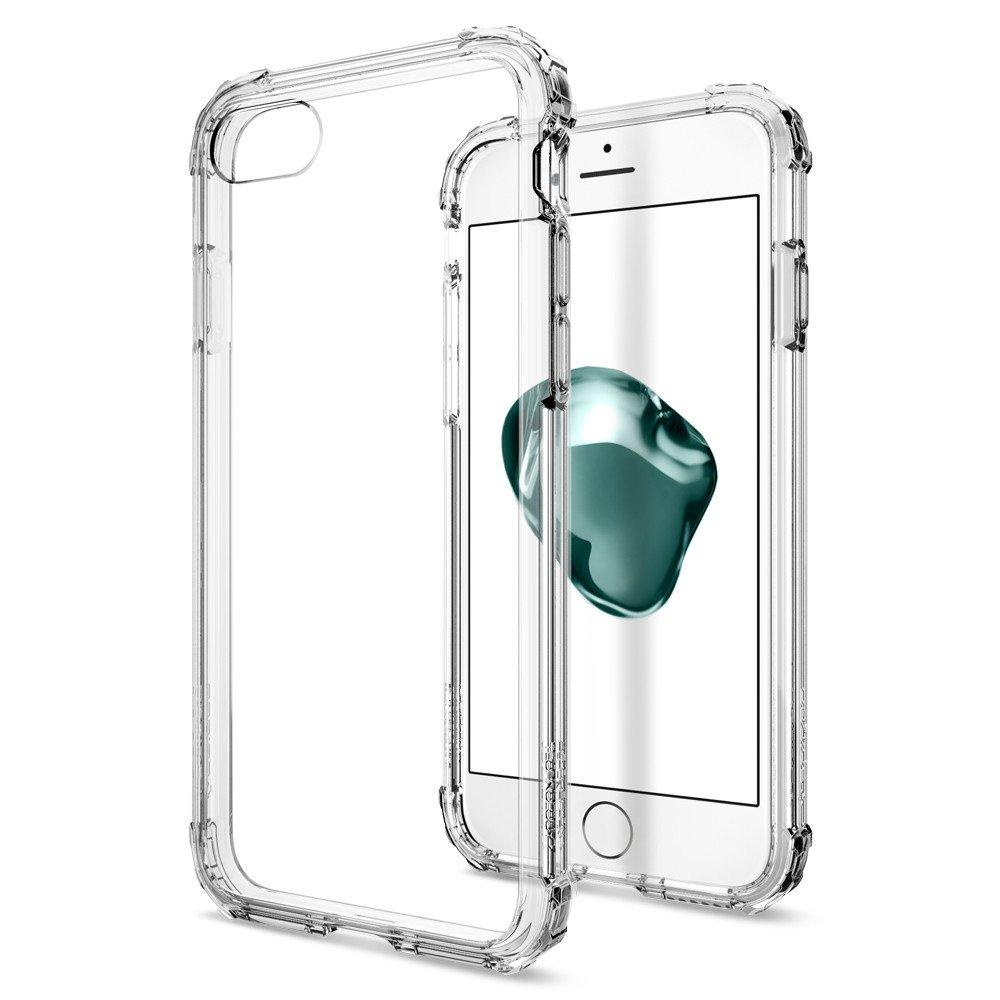 Spigen Θήκη Crystal Shell iPhone 8 / 7 - Crystal Clear (042CS20306)
