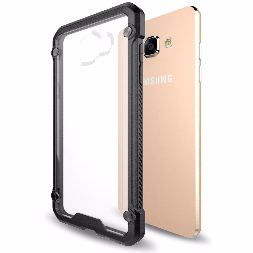 Θήκη Samsung Galaxy A3 (2016) - Frost/ Black (9728) - OEM