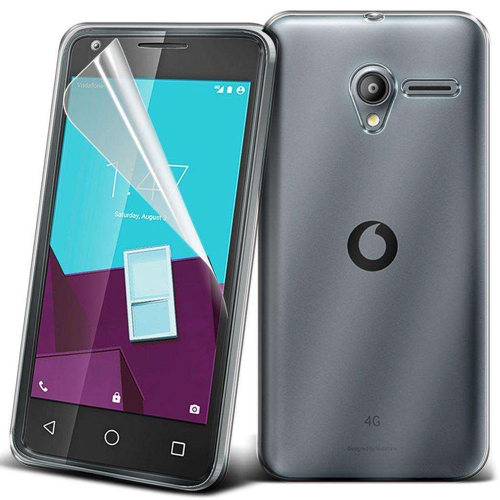 Διάφανη Θήκη Σιλικόνης Vodafone Smart Ultra 7 (9695) - OEM