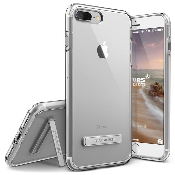 Verus Θήκη Crystal Mixx iPhone 8 Plus / iPhone 7 Plus - Clear (VRIP7P-CMXCL)