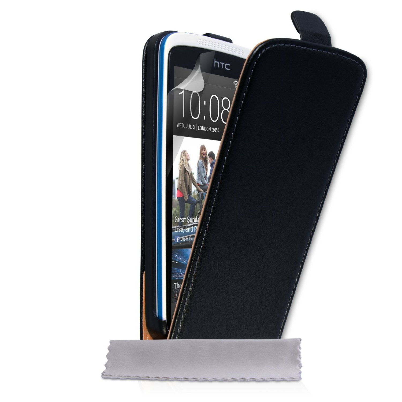 Flip Θήκη HTC Desire 500 by Caseflex (Z567)