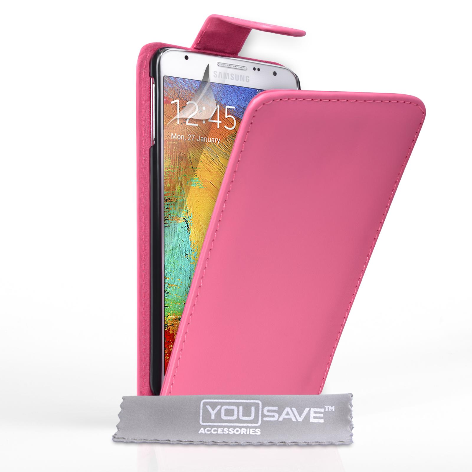Flip Θήκη Samsung Galaxy Note 3 Neo by YouSave (Z658)