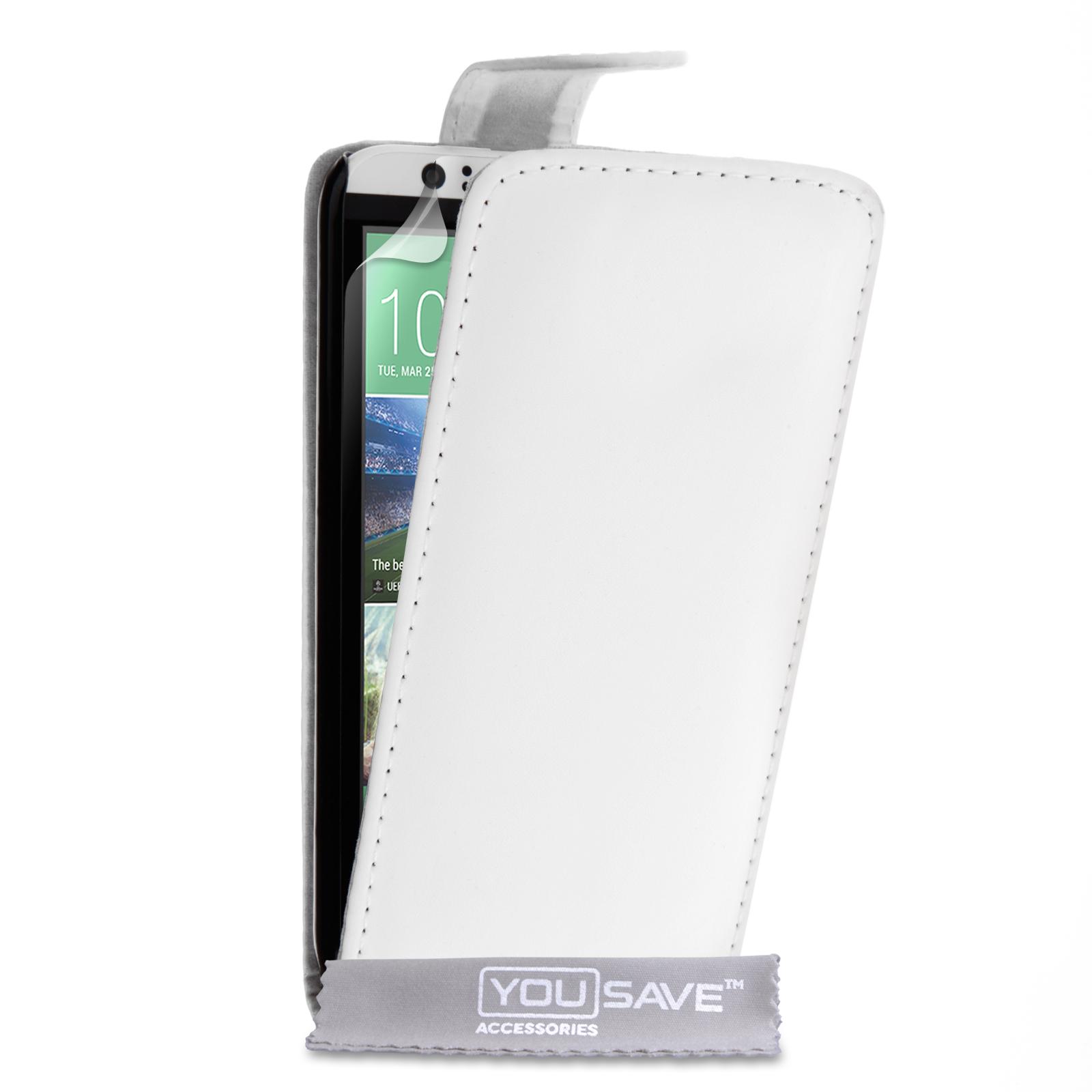 Flip Θήκη HTC Desire 510 by YouSave (Z549)