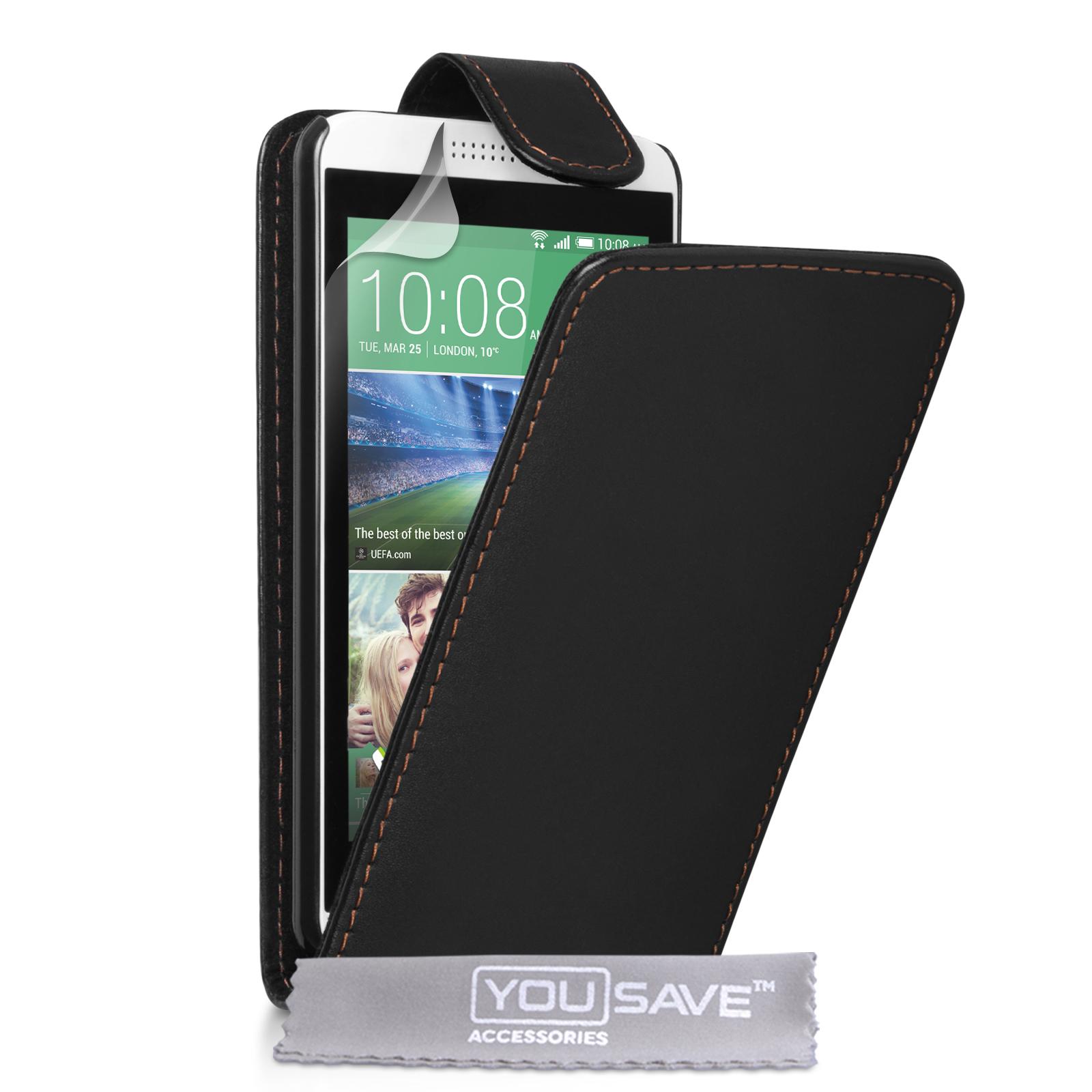 Flip Θήκη HTC Desire 610 by YouSave (Z443)
